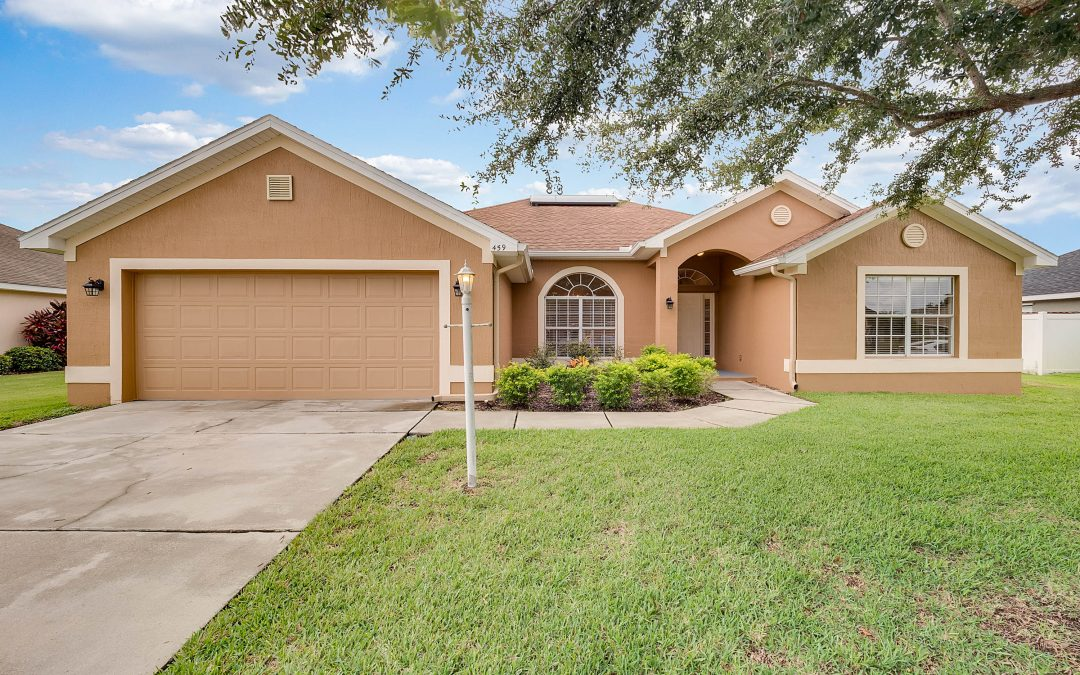 JUST SOLD: 459 Terranova Street, Winter Haven, FL 33884