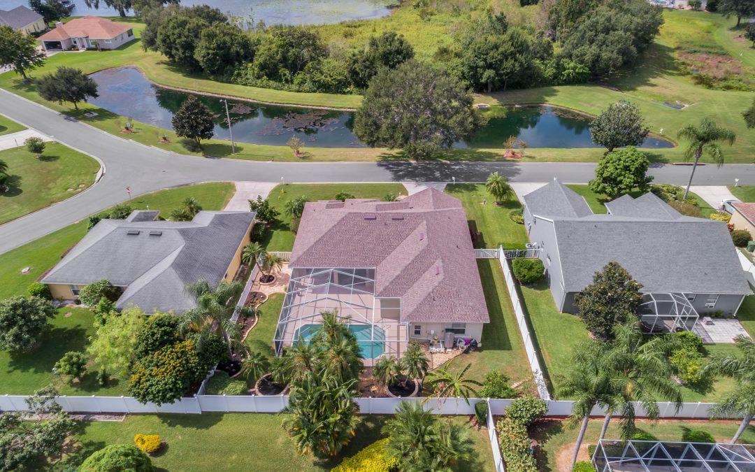 GATED HOME IN RUBY LAKE: 207 Ruby Lake Lane, Winter Haven, FL 33884
