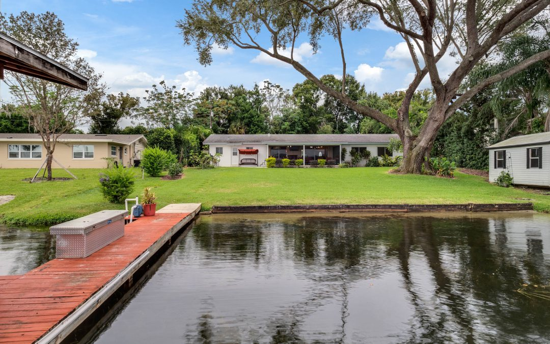JUST LISTED: 4 S Lake Roy Lane, Winter Haven, FL 33880