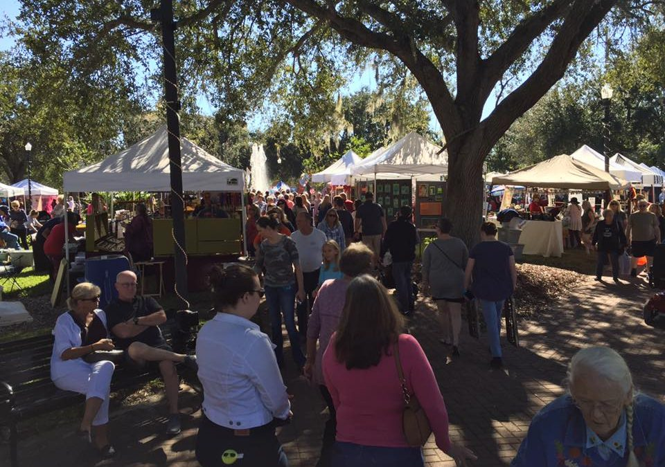 Winter Haven 2nd and 4th Saturday Market