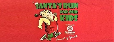 Santa's Run For Our Kids – Winter Haven Optimist Club
