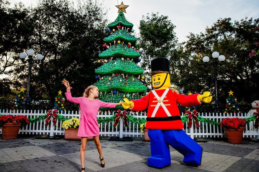 Holidays at Legoland Florida