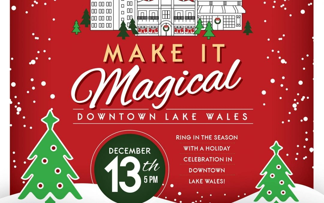 Lake Wales Holiday Event 2019