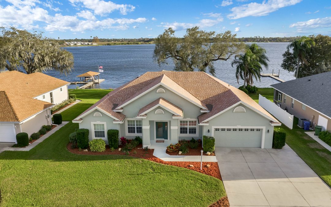 New Lakefront Listing in Winter Haven