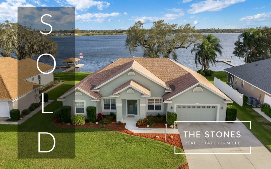 JUST SOLD: 264 Ruby Lake Lane, Winter Haven, FL 33884