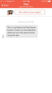 Introducing the Homespotter App