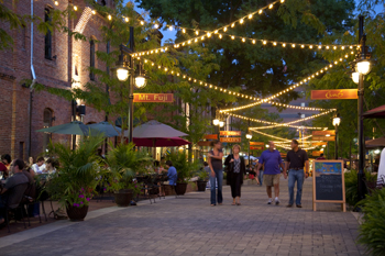 Neighborhood Spotlight: The Courtyards at Andrews Chapel