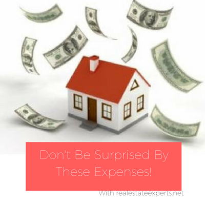 Hey First Time Buyer, Don't Be Surprised By These Unexpected Expenses!