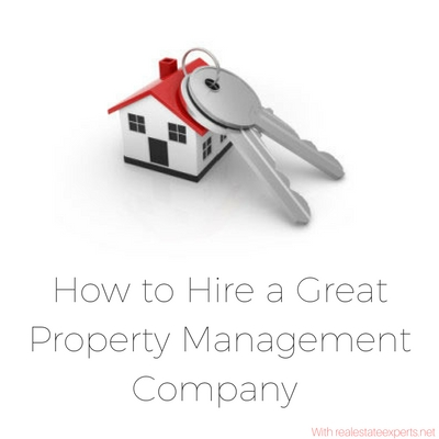 Are you thinking of renting out your property?