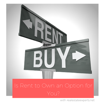 Rent to Own Homes: the Who, What, When, Where, and Why