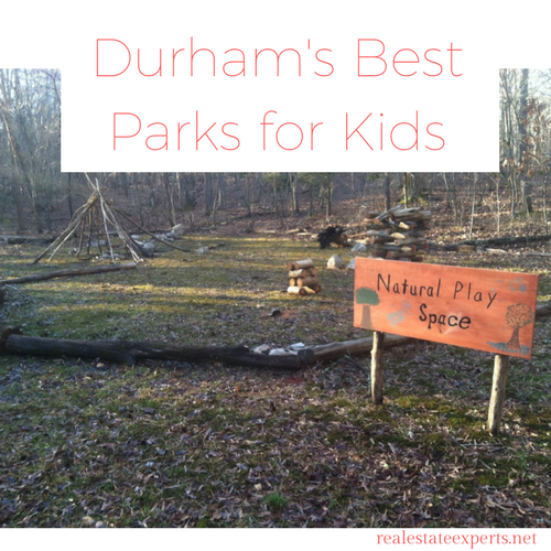 Looking for a Place to Play? Try One of Durham's Best Parks for Kids!