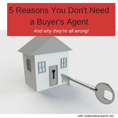 Of Course You Don't Need a Buyer's Agent!