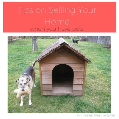 How Do You Sell a House With Pets?
