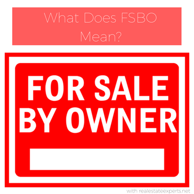 What Does FSBO Mean, and Should You Try It?