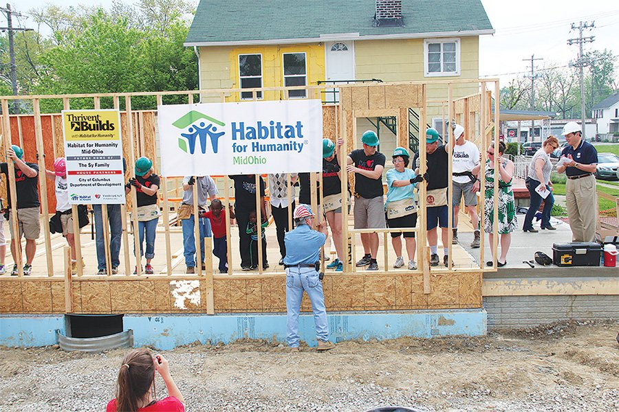 Real Estate Experts Teams Up With Habitat for Humanity