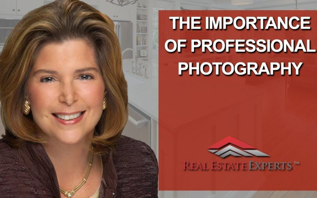 Why Professional Photography Is Critical to Your Home Sale