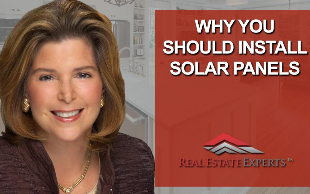 Why Install Solar Panels on Your Home?
