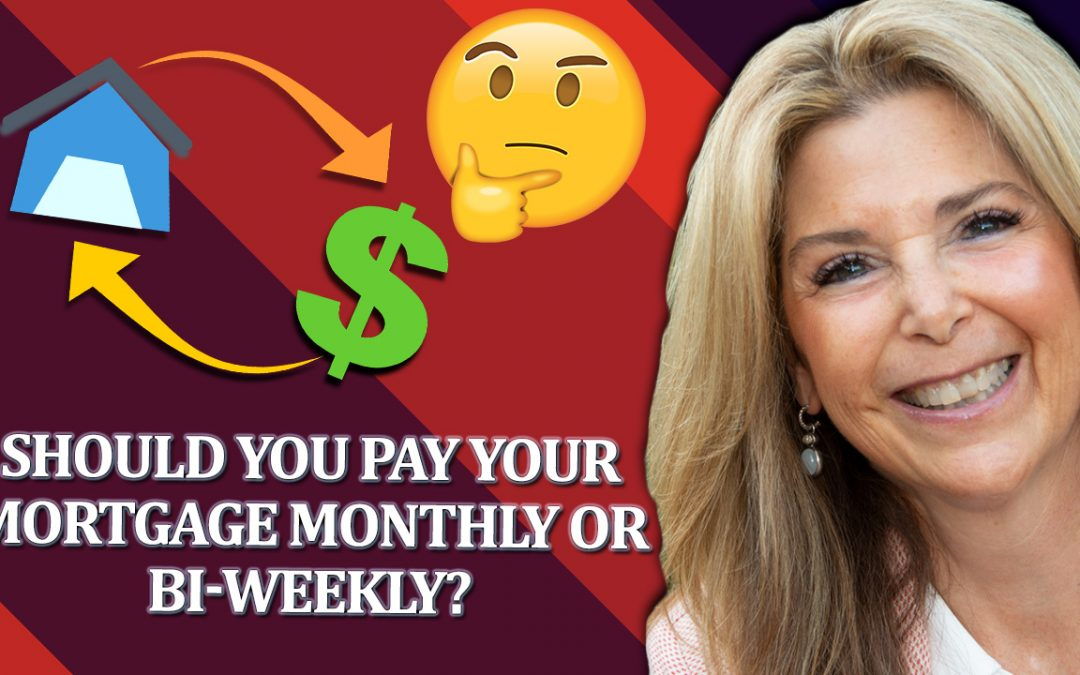 Q: How Should You Pay Your Mortgage?