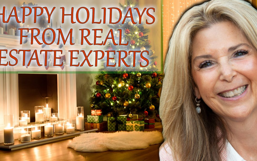 A Holiday Message From Real Estate Experts