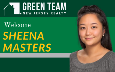 Green Team New Jersey Realty welcomes Sheena Masters