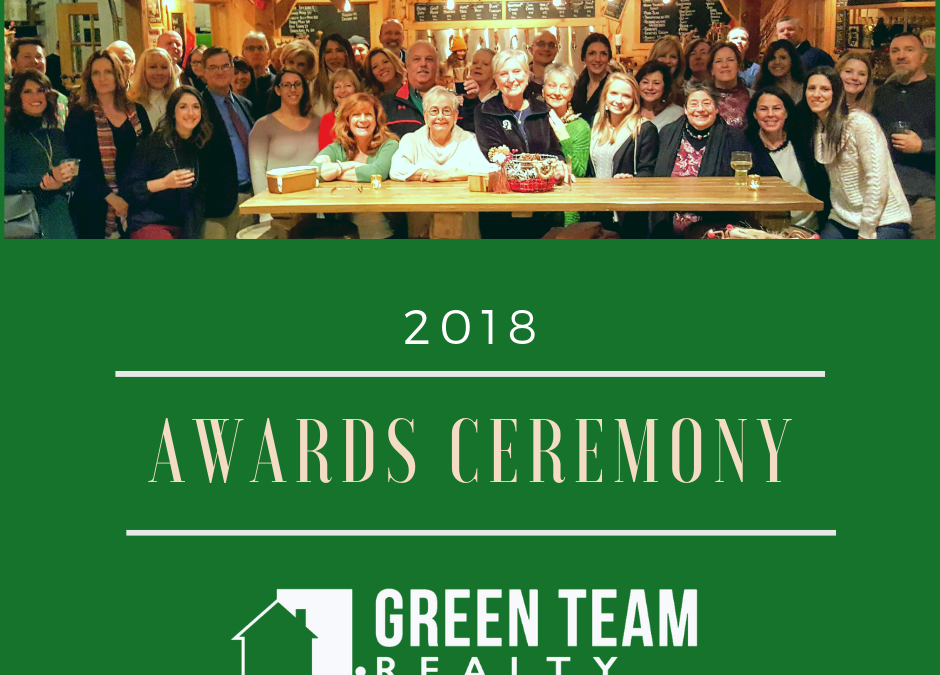 Green Team 2018 Awards Ceremony celebrates another year of growth and success