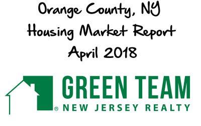 Orange County Real Estate Market Report for April 2018