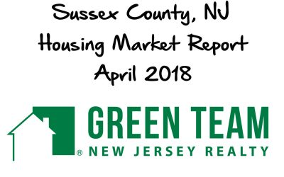 Sussex County Real Estate Market Report for April 2018