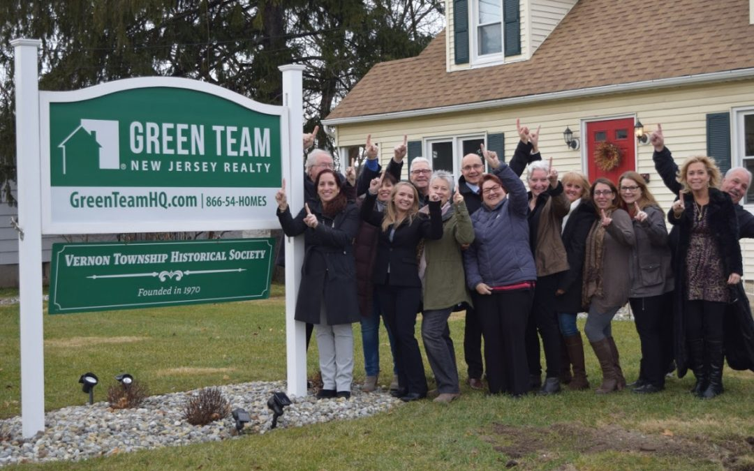 Green Team New Jersey Realty is #1 in Vernon