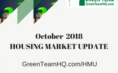 October 2018 Housing Market Update