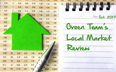 Local Real Estate Market Review – October 2017