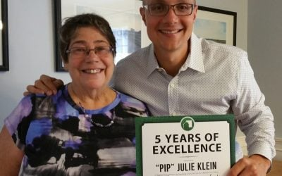 Pip Klein – Celebrating 5 Years of Excellence