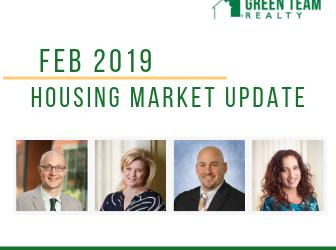 February 2019 Housing Market Update