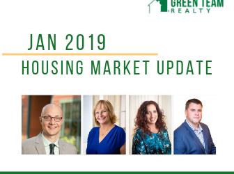 January 2019 Housing Market Update