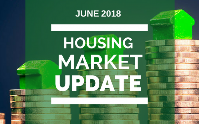 Housing Market Update for June 2018 & Impact of Federal Tax Reform on Housing Market