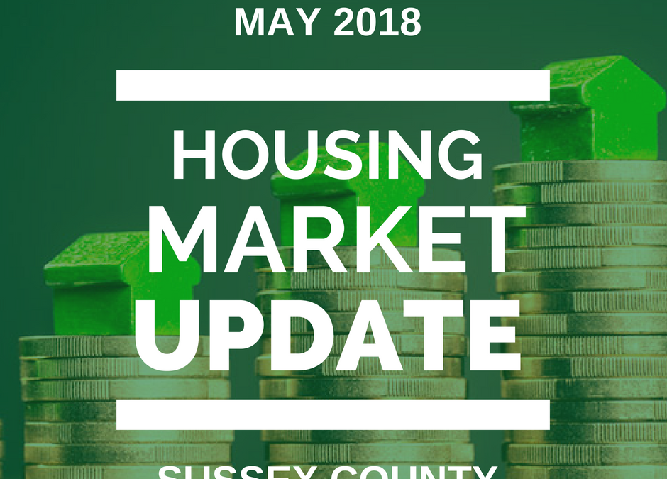 Sussex County Real Estate Market Report for May 2018