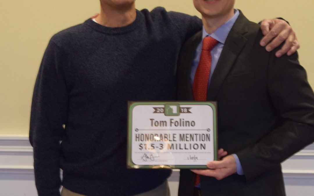Tom Folino – This former teacher is getting straight A's from his clients