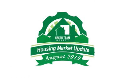 August 2019 Housing Market Update