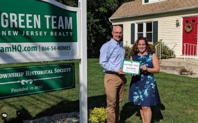 Keren Gonen is Green Team New Jersey Realty's 2019 2nd Quarter Sales Leader