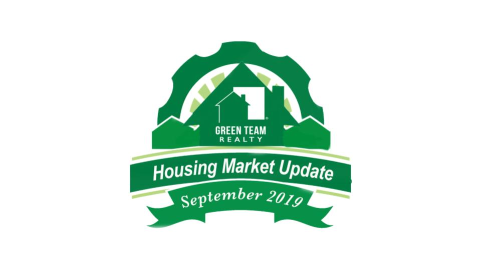 Sept 2019 Housing Market Update
