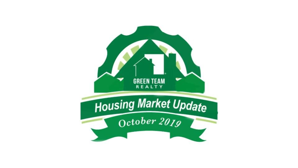 October 2019 Housing Market Update