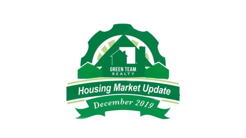 December 2019 Housing Market Update