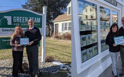 Green Team Realty 4th Quarter 2019 Sales Leaders