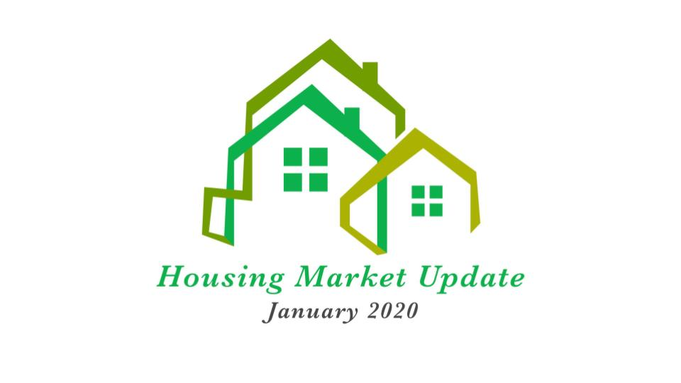 January 2020 Housing Market Update