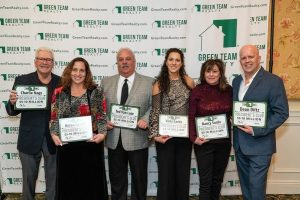 Green Team Realty President's Club Members 2019