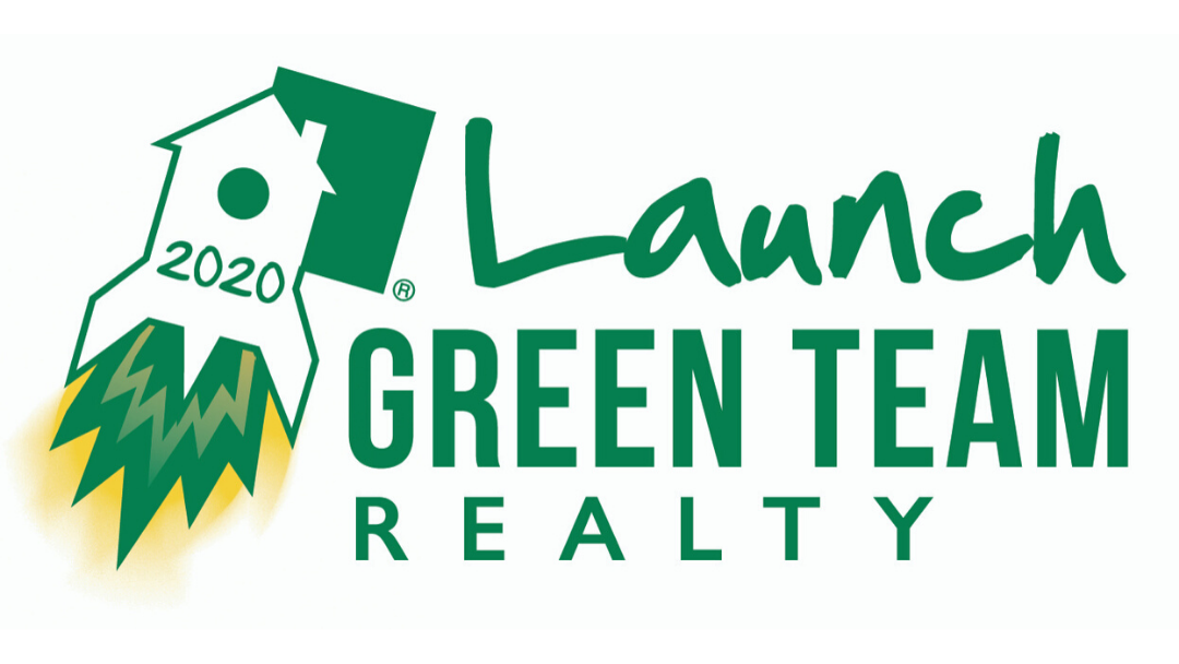 Green Team Realty's Launch 2020 is about to take off!