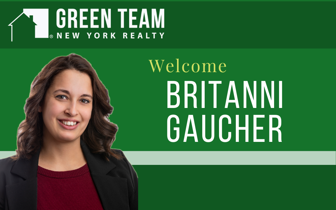 Green Team Welcomes Britanni Gaucher