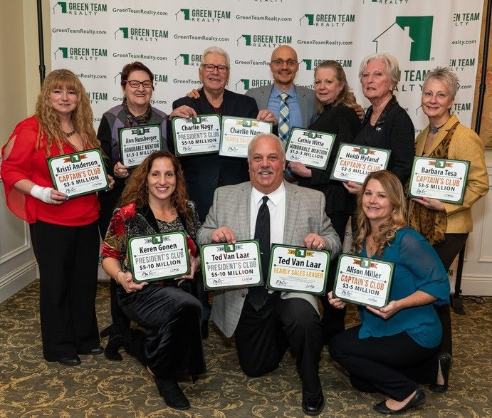 Green Team Realty 2019 Awards Ceremony
