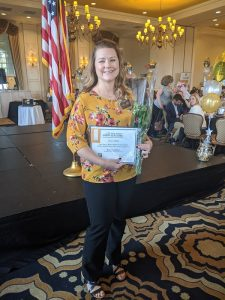 Alison Miller,Green Team New Jersey Realty Circle of Excellence Award 2019