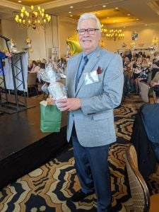Charles Nagy, Green Team New Jersey Realty Circle of Excellence Award Recipient