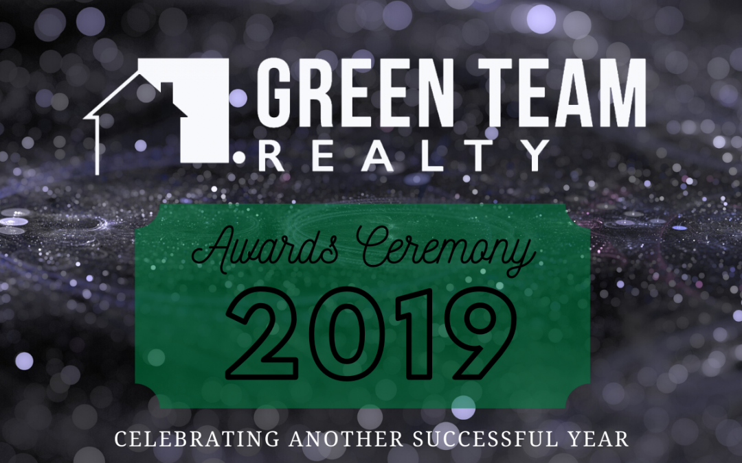 Green Team 2019 Awards Ceremony Looks Back at Momentous Year